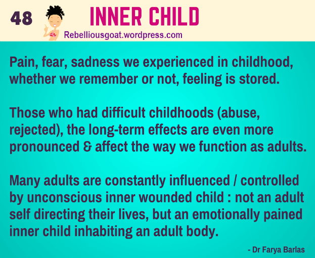 Psychology # 48 : Inner Child